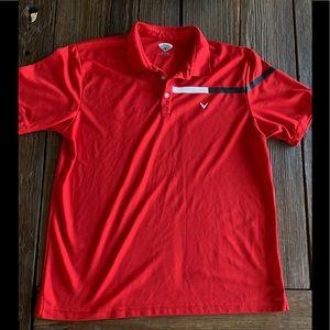 Men's Callaway polo shirt